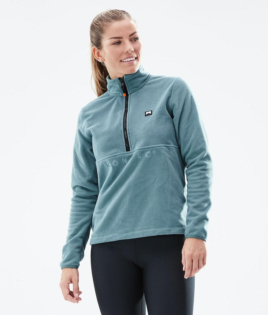 Montec Echo W Fleece Sweater Atlantic