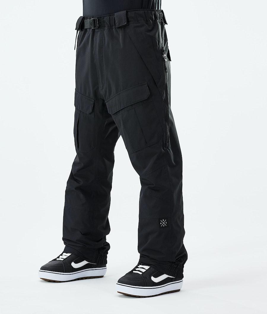 Dope Antek Snowboardhose Black