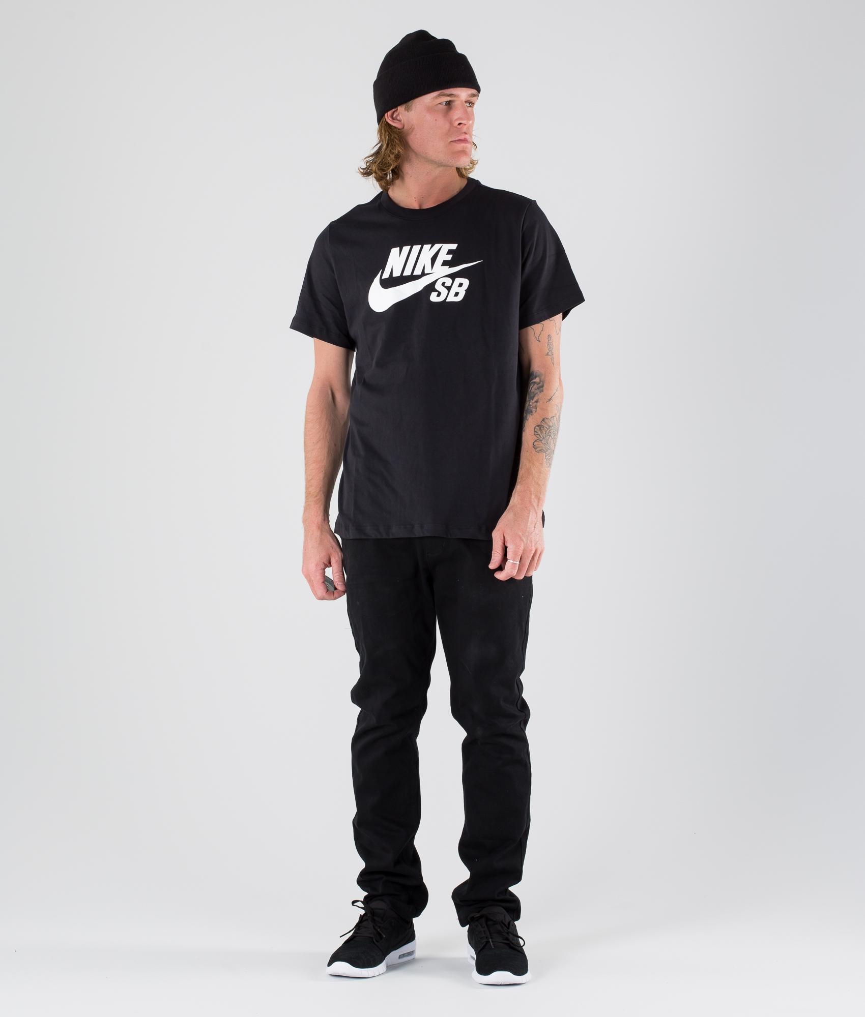 Nike SB Logo Snsl 2 Black Outfit Ridestore