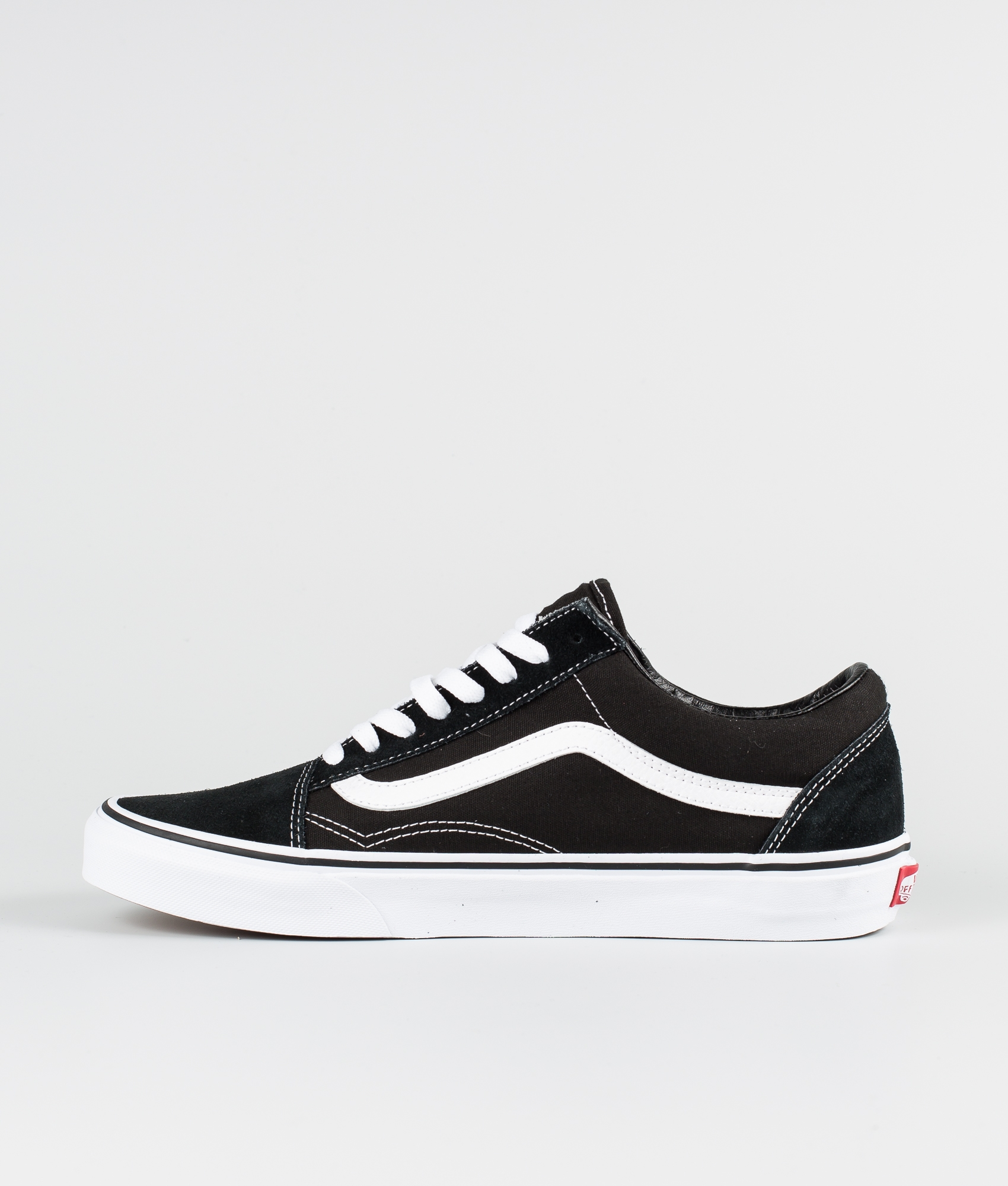 Vans Old Skool Shoes Black/White