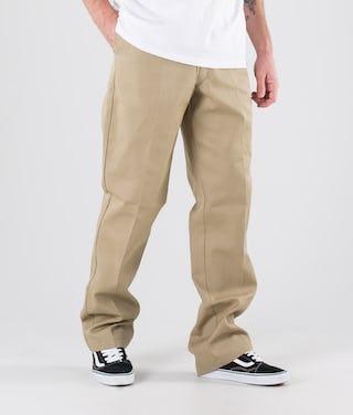 Dickies Original 874 Work Pantalones Khaki Ridestore Com