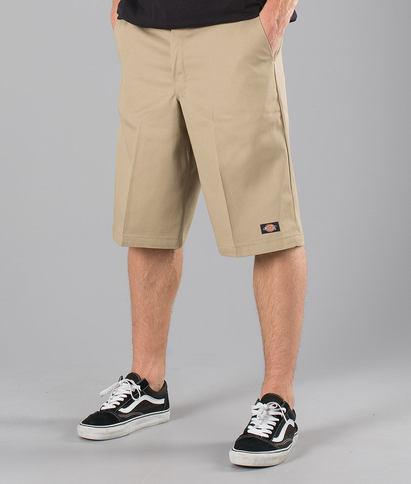 Dickies 13 Inch Multi Pocket Work Shorts Shorts Khaki