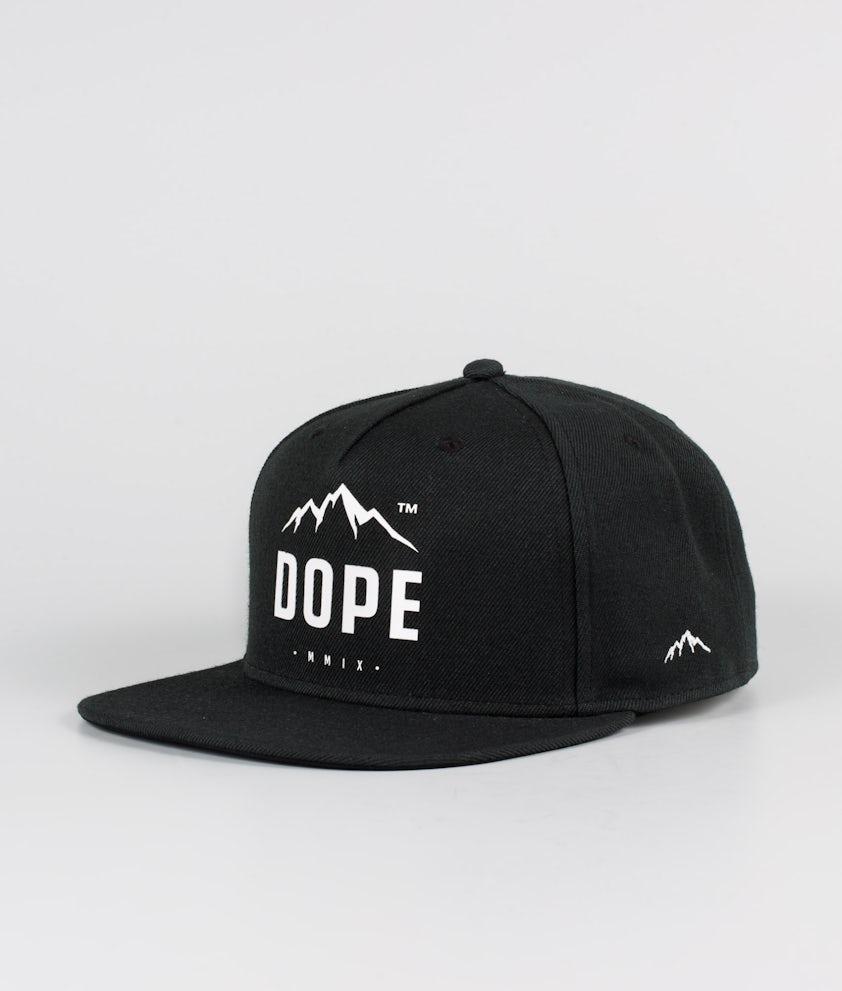 Dope Paradise Keps Black