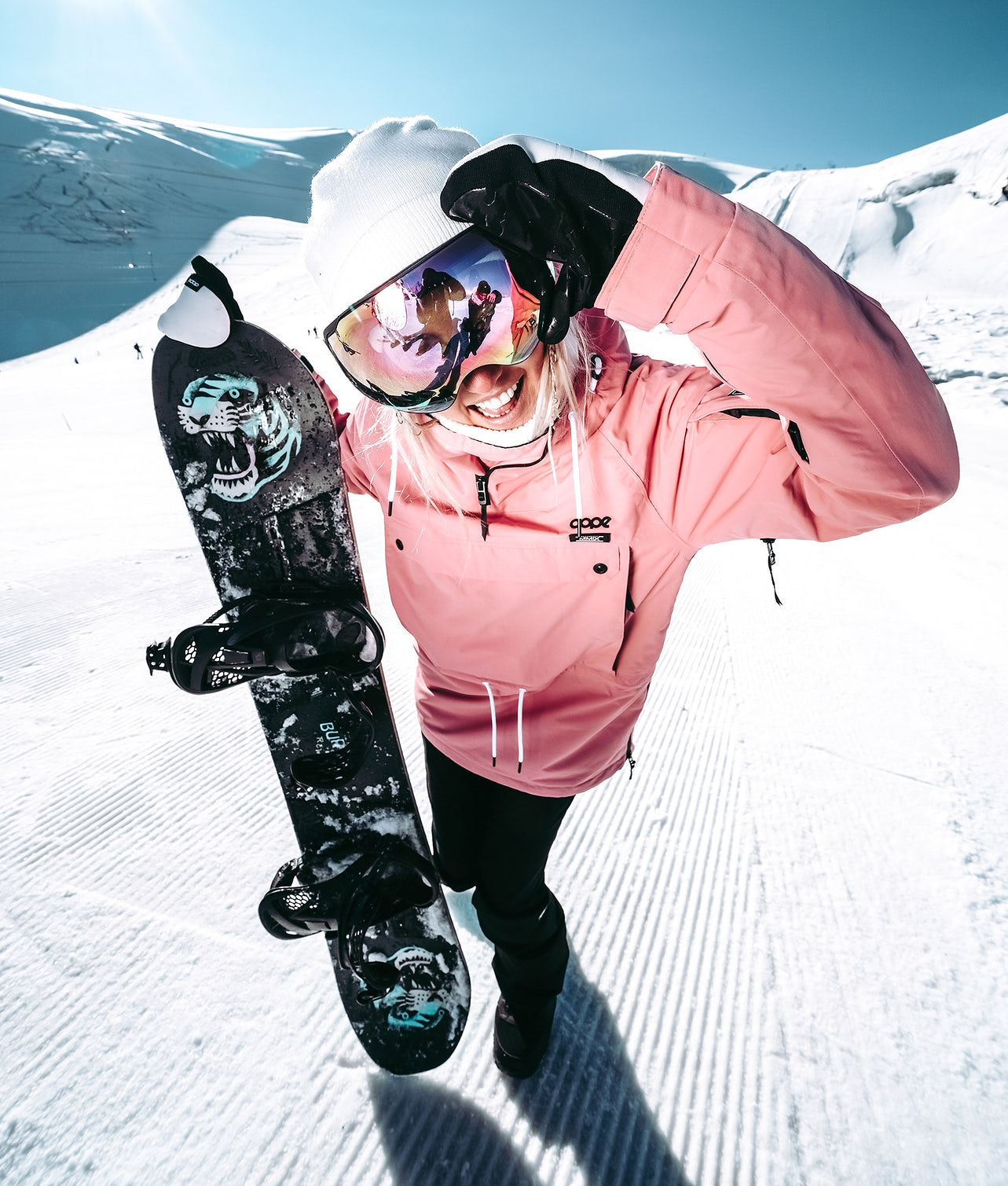 Kaufe Annok W 18 Snowboardjacke von Dope bei Ridestore.de - Kostenloser, schneller Versand & Rückversand.