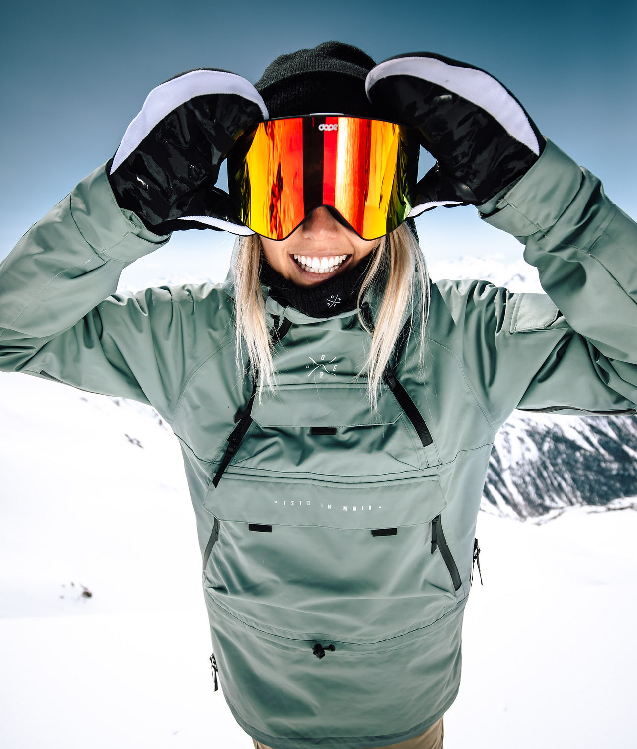 Kjøp Akin W Skijakke fra Dope på Ridestore.no - Hos oss har du alltid fri frakt, fri retur og 30 dagers åpent kjøp!