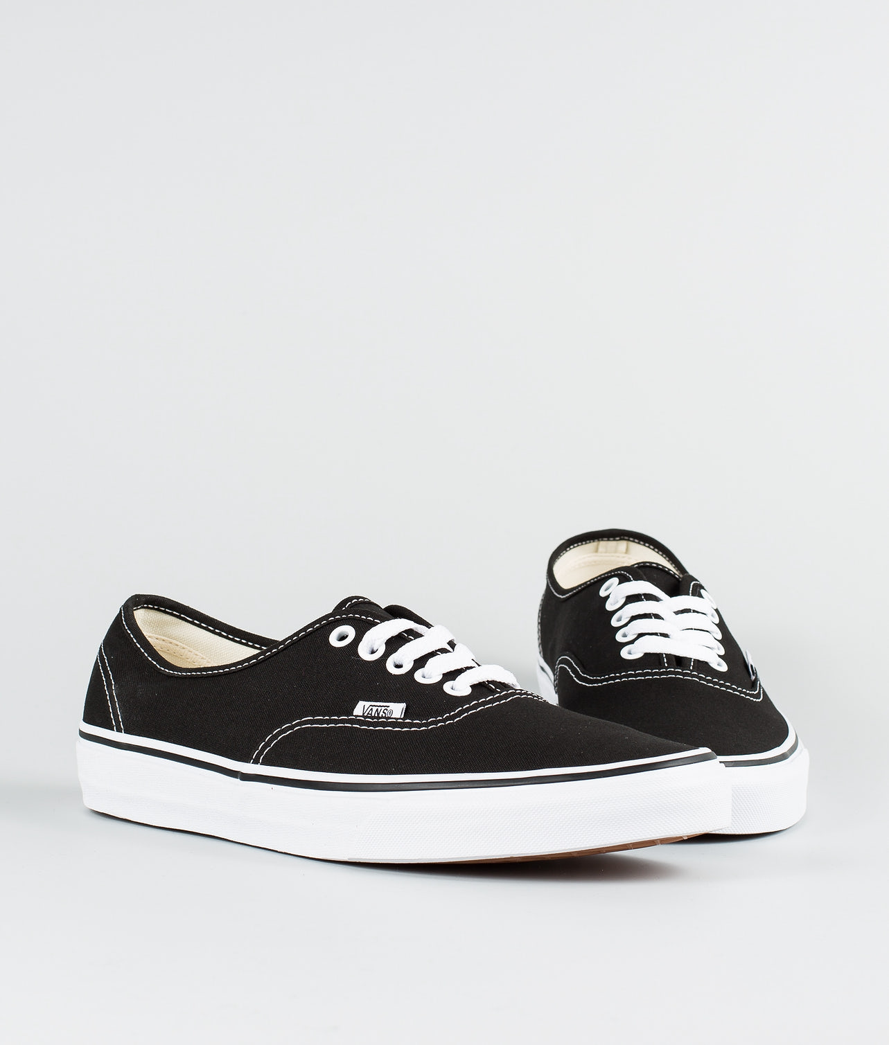 Vans Authentic Sko Black