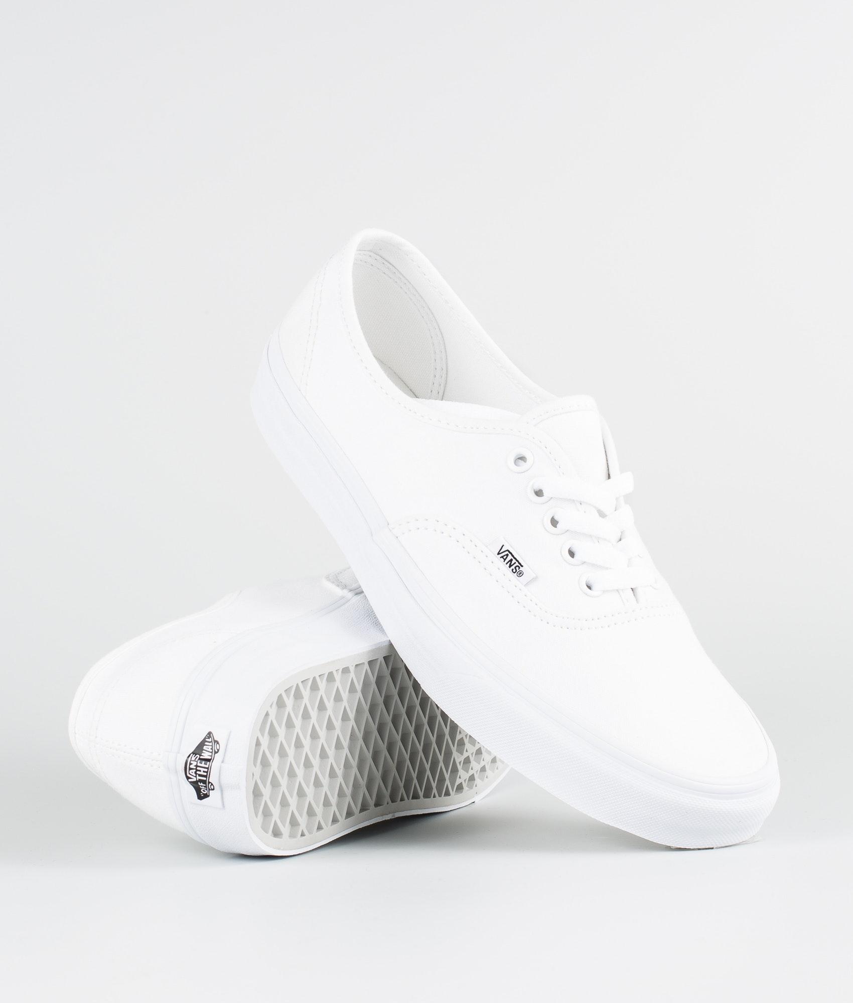 Vans Authentic Shoes True White