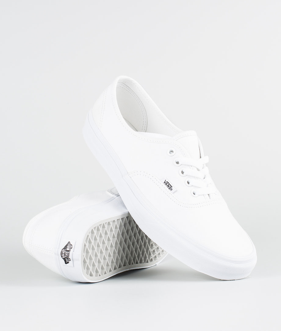 Vans Authentic Skor True White