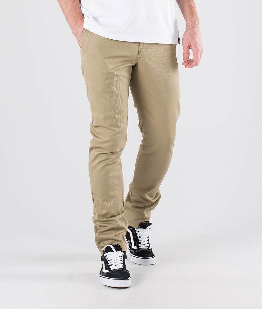 Dickies Slim Skinny Pant Byxa British Tan