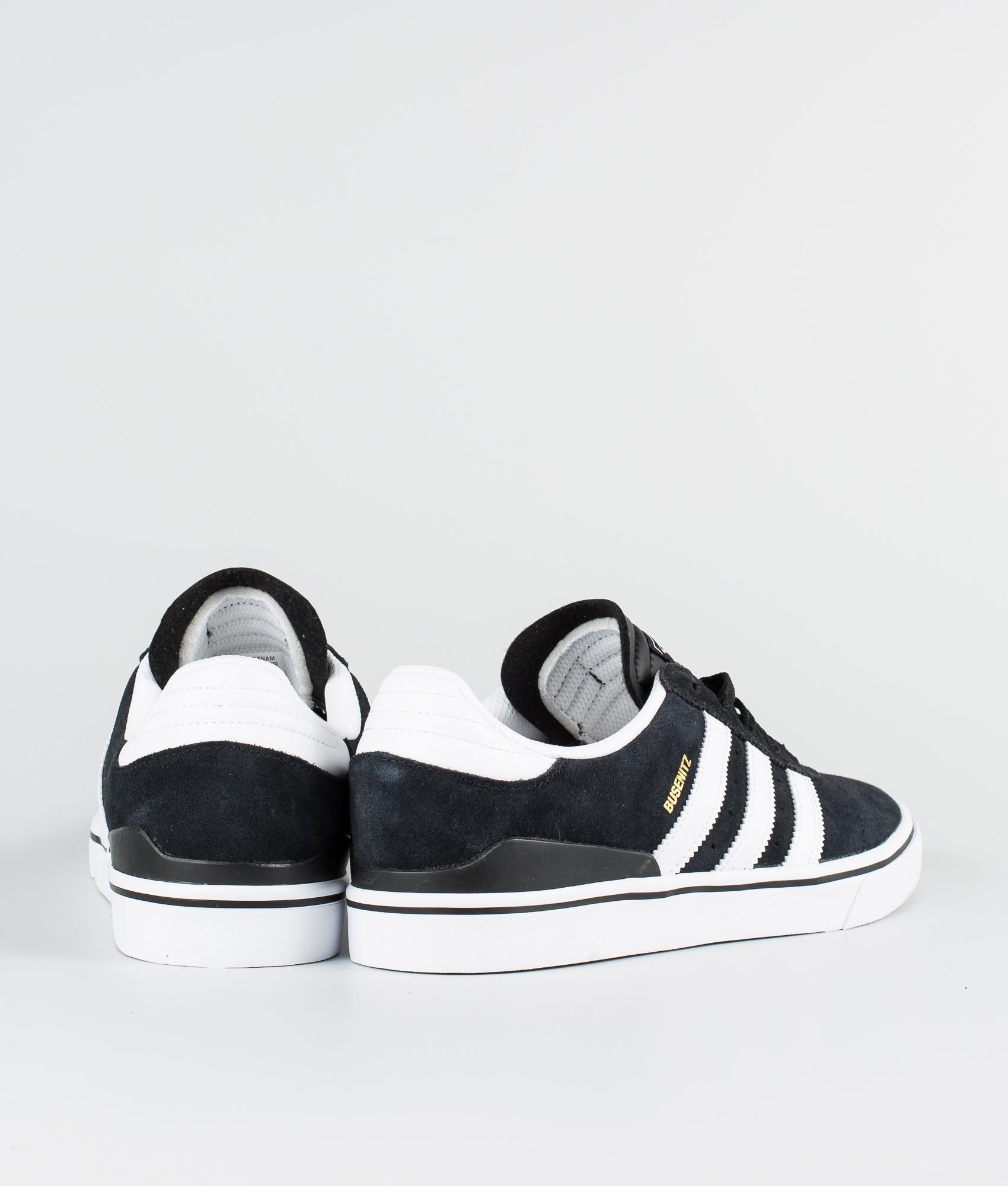Adidas Skateboarding Busenitz Vulc Scarpe Black1Running