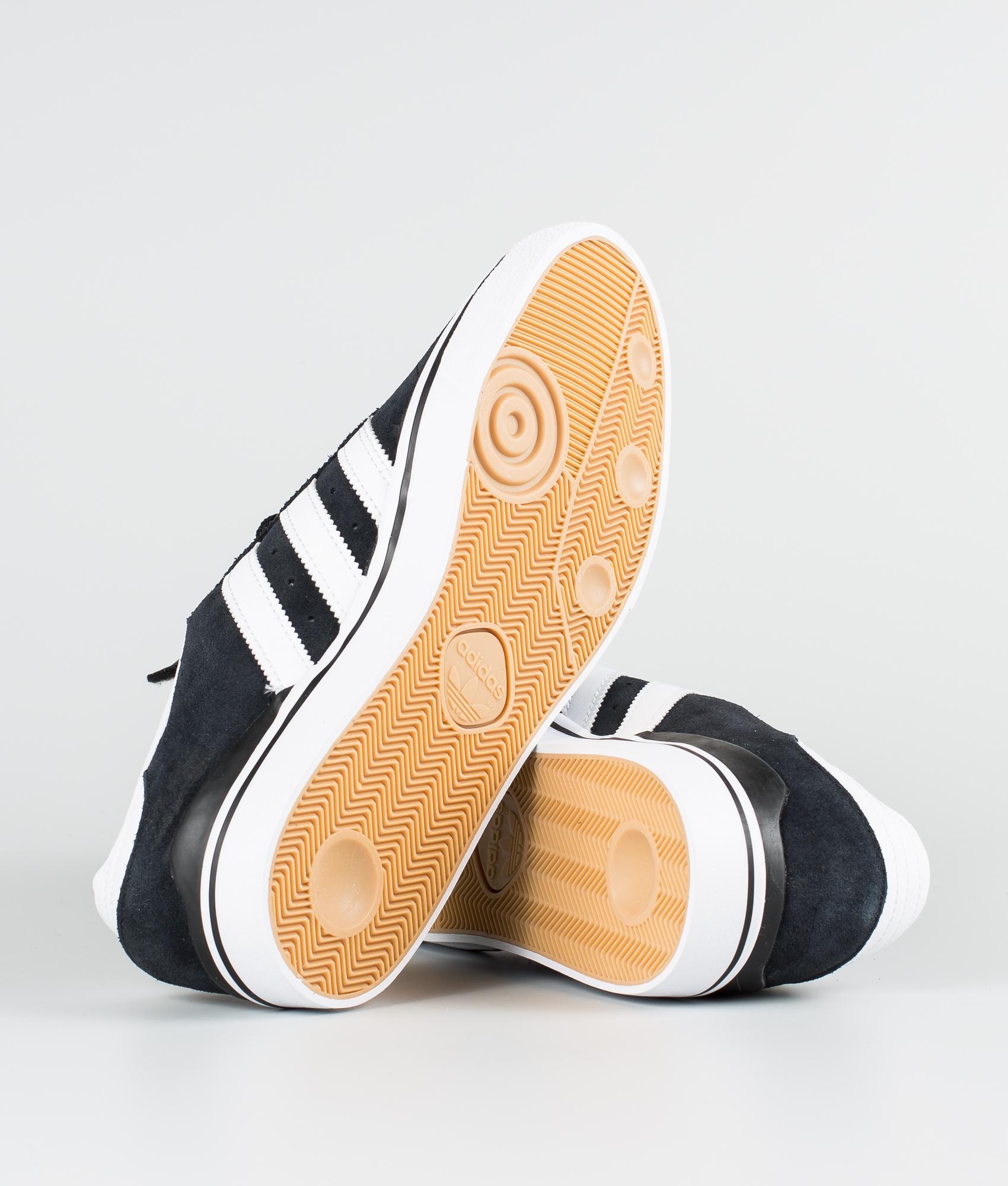 Adidas Skateboarding Busenitz Vulc Sko Black1Running WhiteBlack1