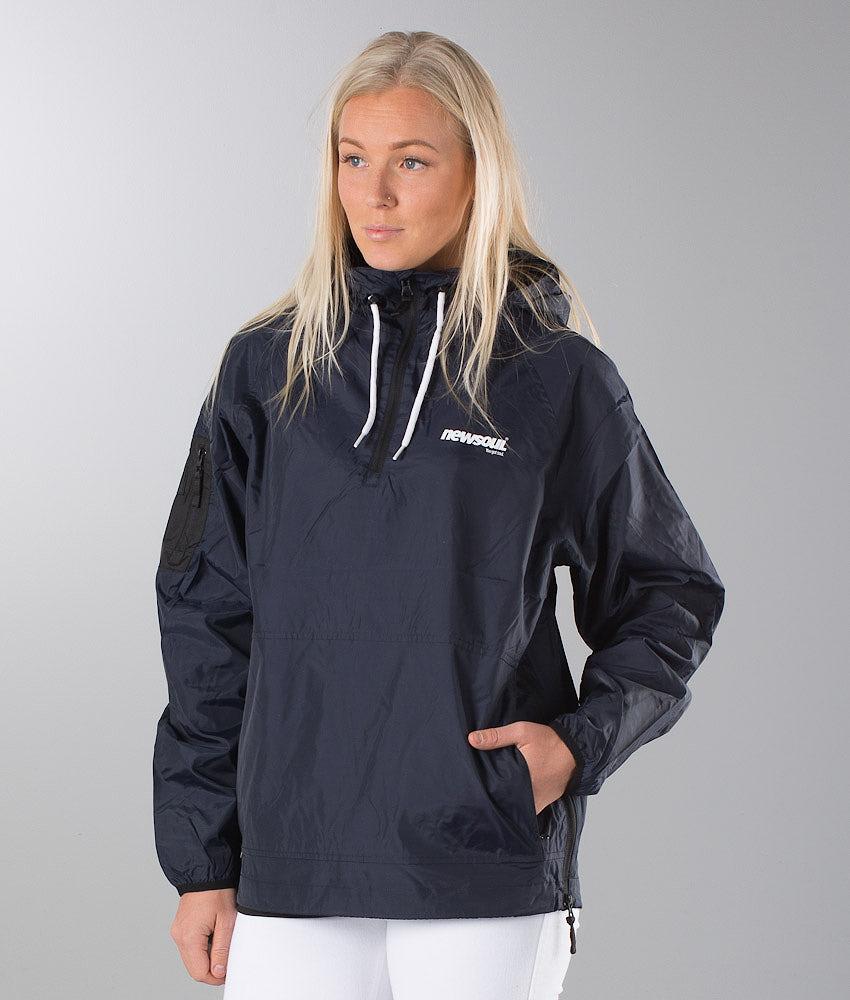 Newsoul Anorak Unisex Jacket Navy