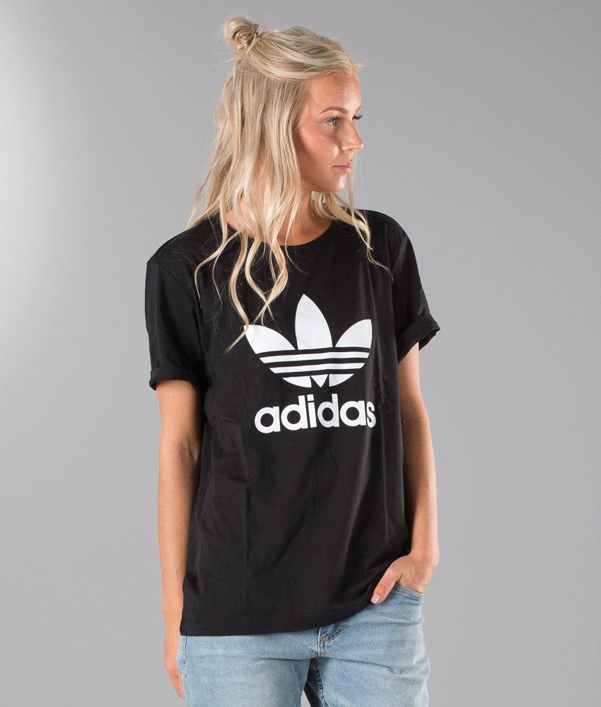 Bf Trefoil | Achète des T-shirt de chez Adidas Originals sur Ridestore.fr | Bien-sûr, les frais de ports sont offerts et les retours gratuits pendant 30 jours !