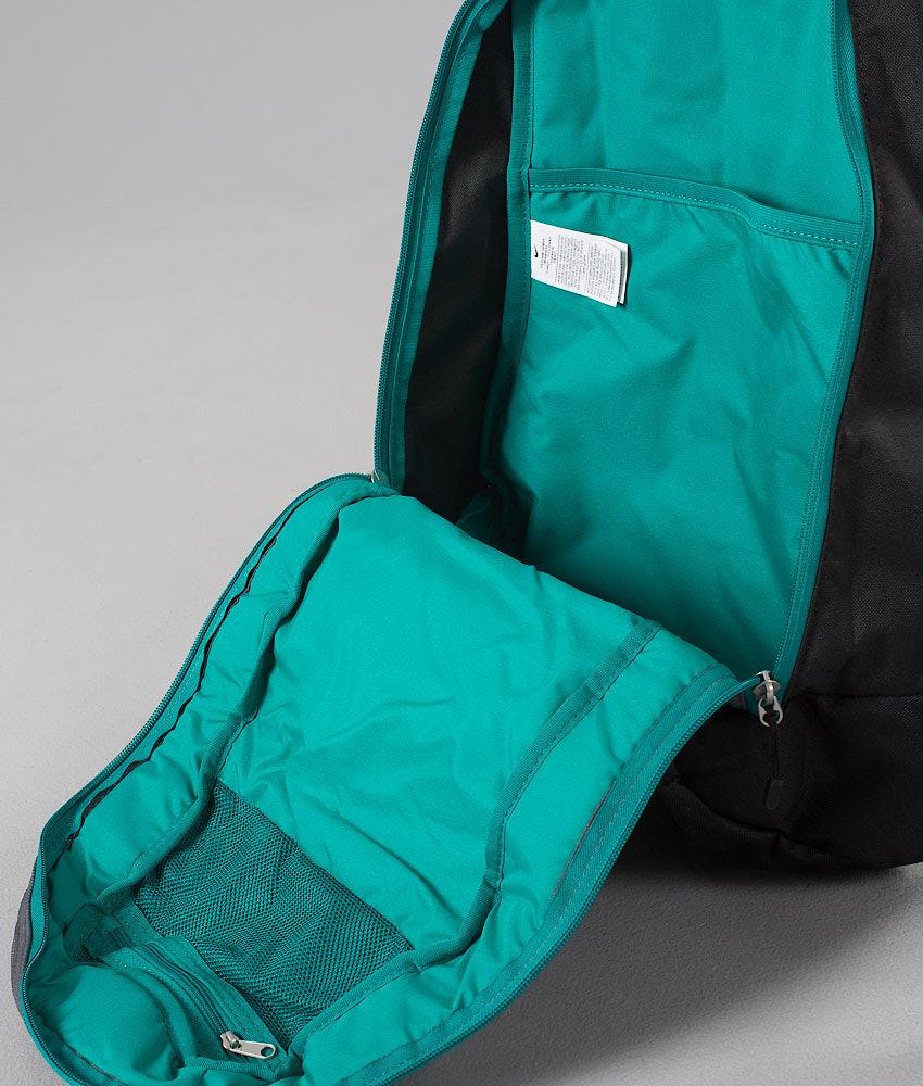 f07060b6f746 Nike Embarca Medium Bag Black Dark Grey Rio Teal - Ridestore.com