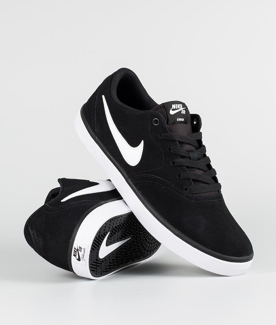 Nike Check Solar Shoes Black/White