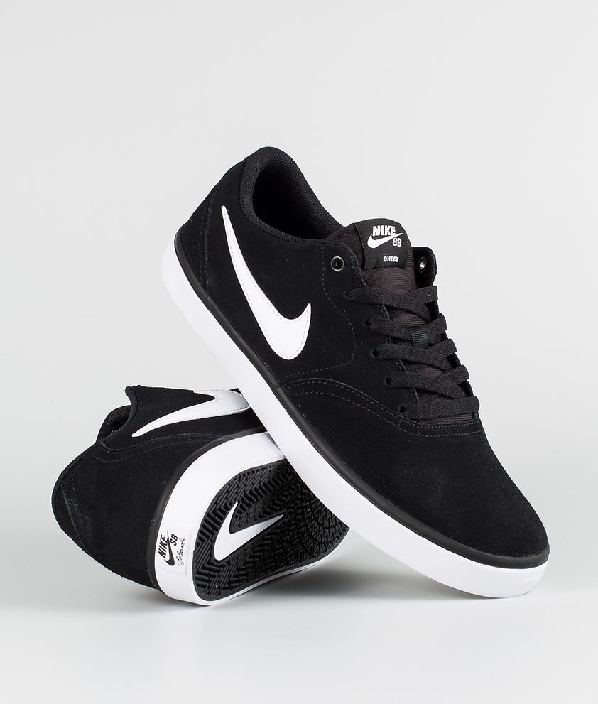 Nike Check Solar Skor Black/White
