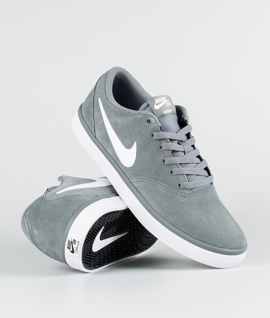 Nike Check Solar Shoes Cool Grey/White