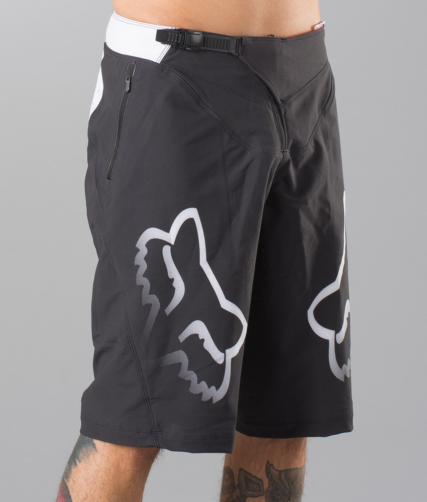 Fox Flexair Bike HoseShorts BlackWhite