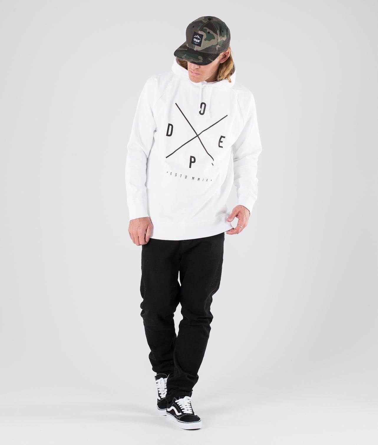 Kjøp 2X-Up Hood fra Dope på Ridestore.no - Hos oss har du alltid fri frakt, fri retur og 30 dagers åpent kjøp!