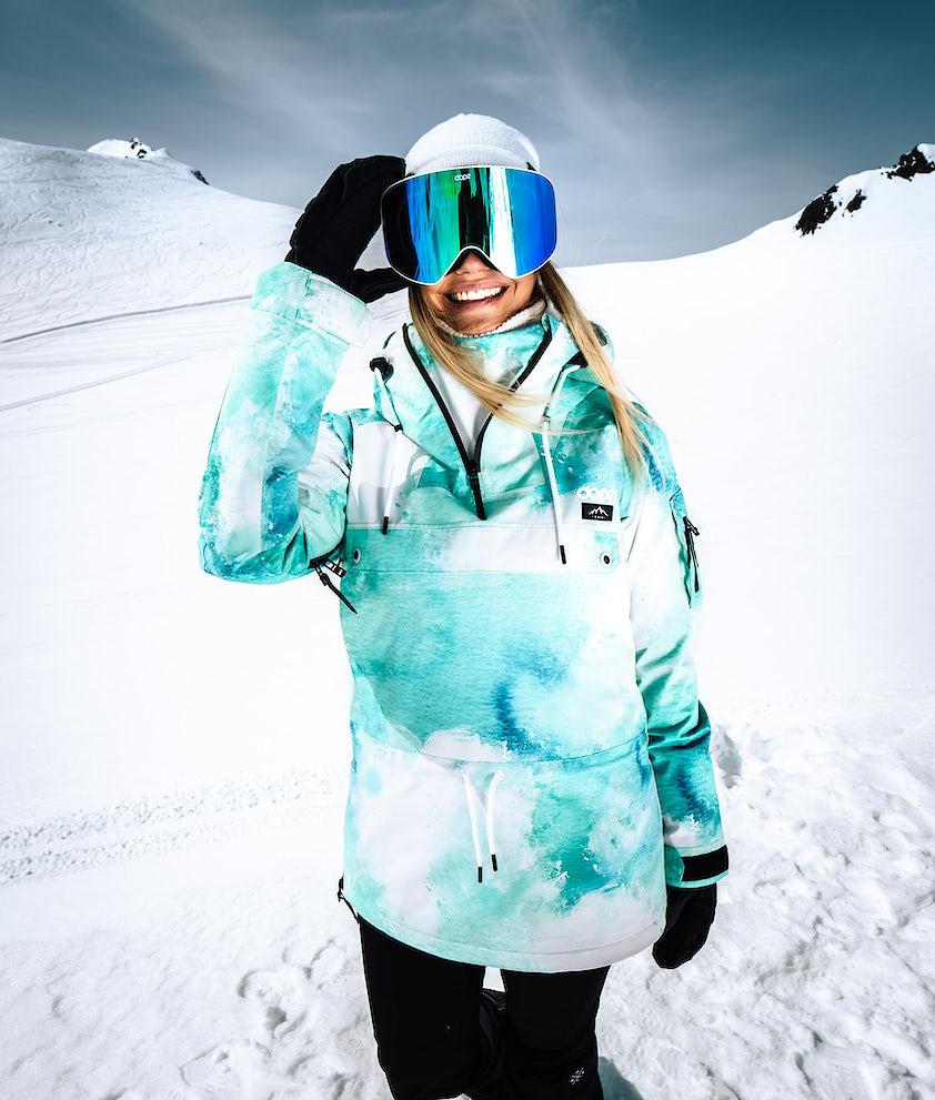 Dope Annok W Snowboardjacke Water White