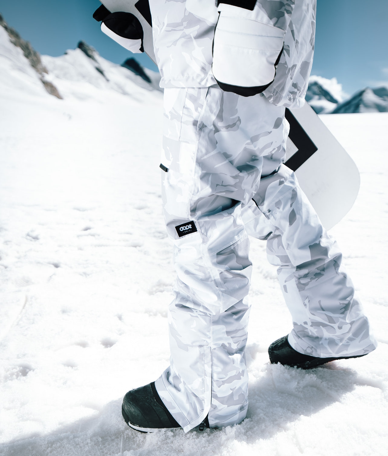 Dope Poise Snowboardbukse Tux Camo