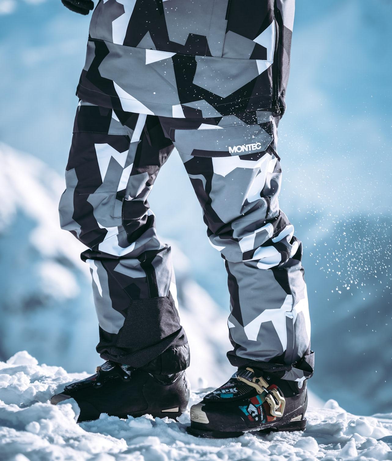 Dune 19 | Achète des Pantalon de Ski de chez Montec sur Ridestore.fr | Bien-sûr, les frais de ports sont offerts et les retours gratuits pendant 30 jours !