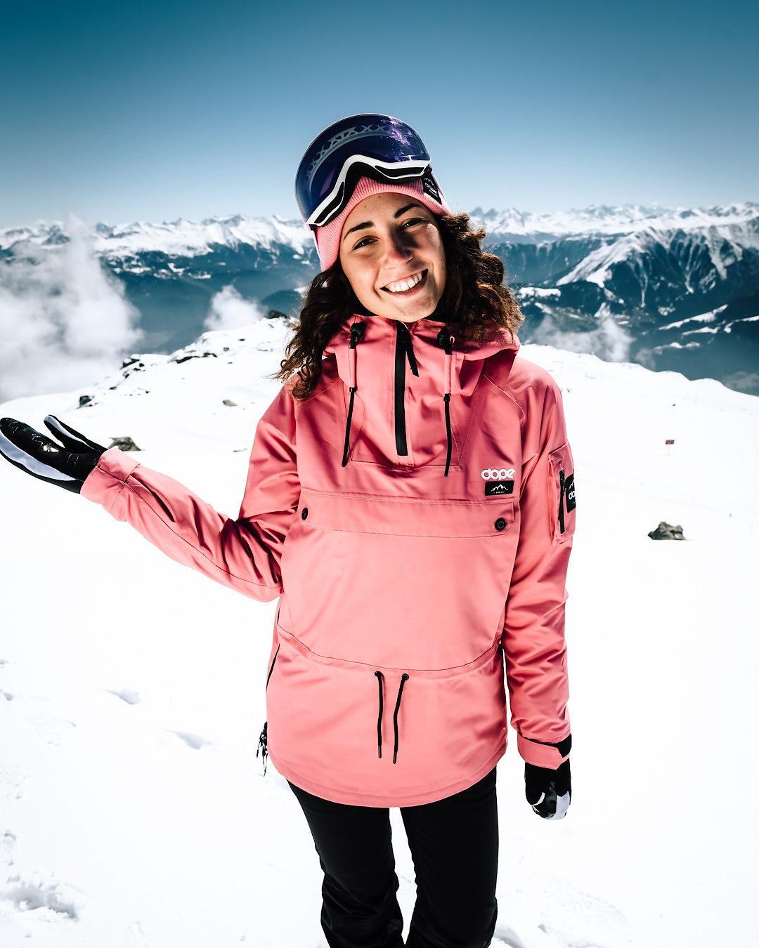 Annok W | Achète des Veste de Snowboard de chez Dope sur Ridestore.fr | Bien-sûr, les frais de ports sont offerts et les retours gratuits pendant 30 jours !