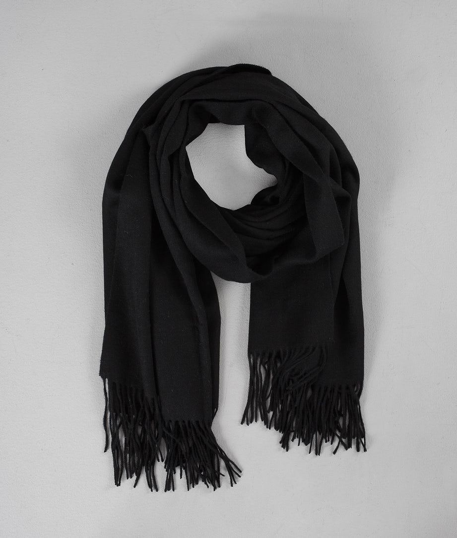 Dr Denim Charlie Scarf        Other Black