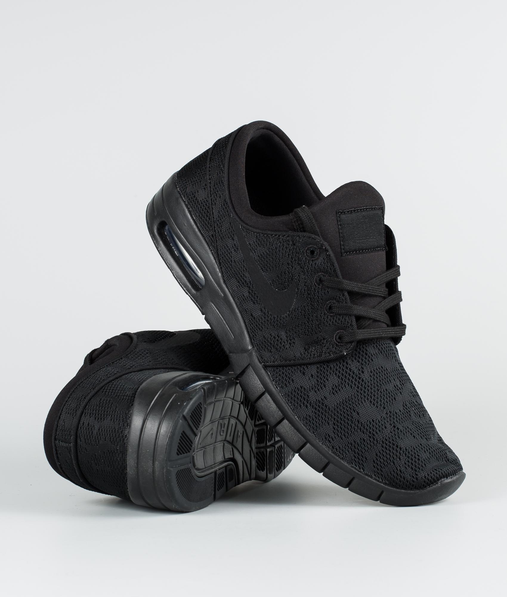 Nike Sb Janoski Max in 2020 | Black nike shoes, Nike sb