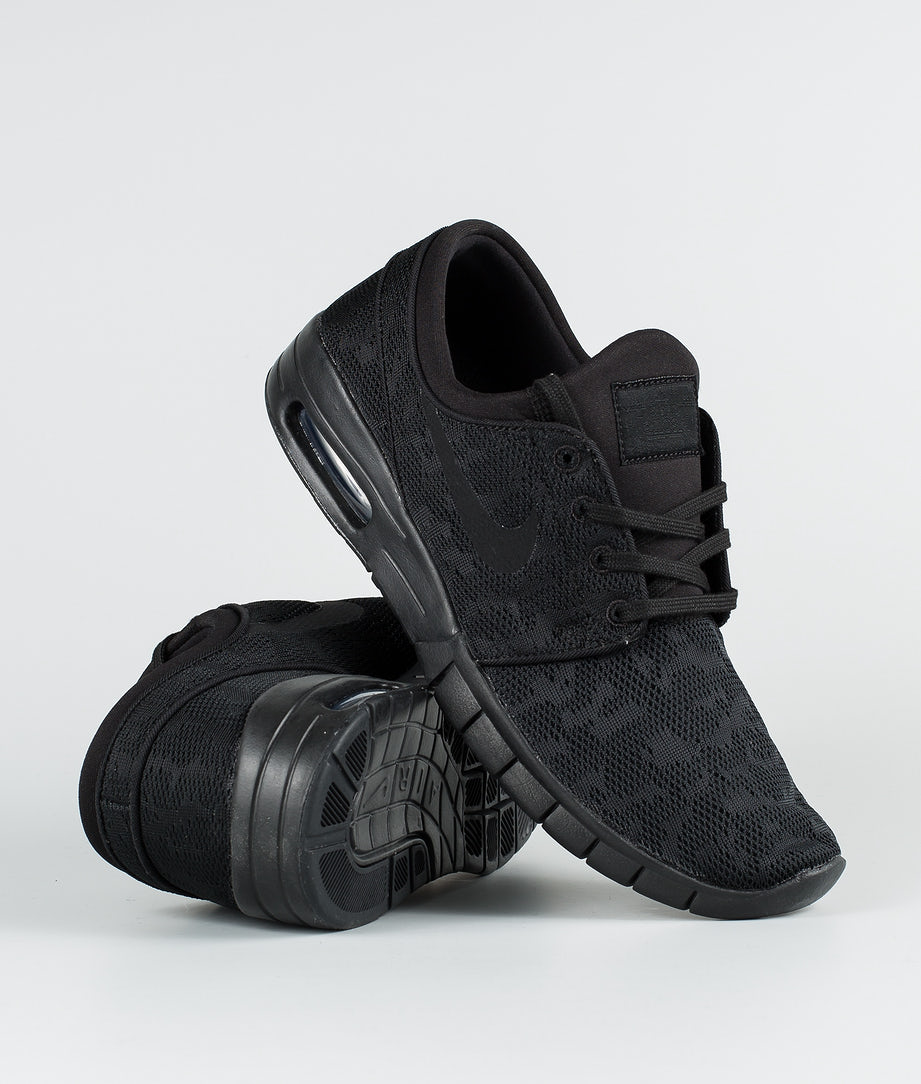 Nike Stefan Janoski Max Skor Black/Black-Anthracite