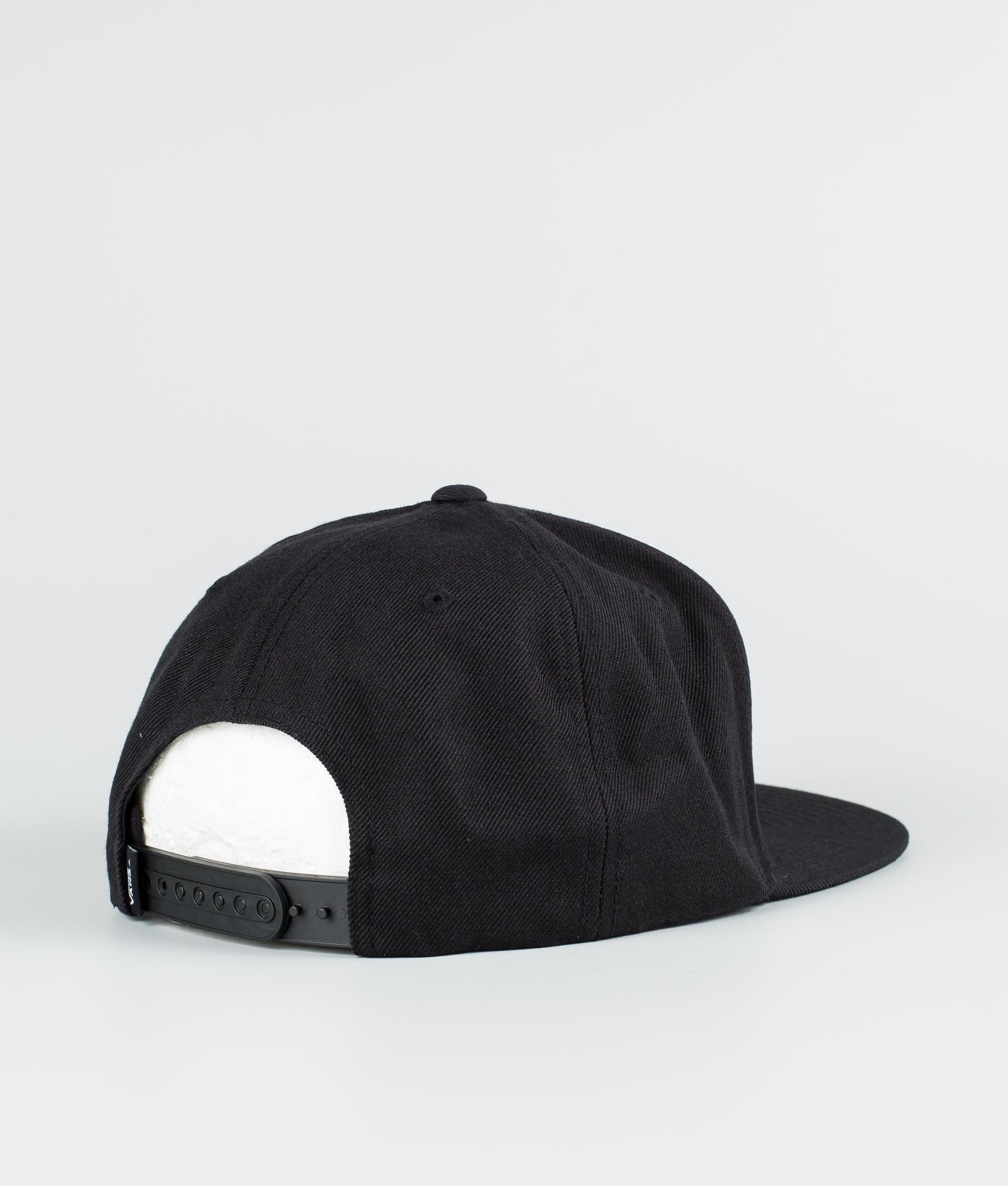 Vans Drop V II Snapback Cap BlackWhite