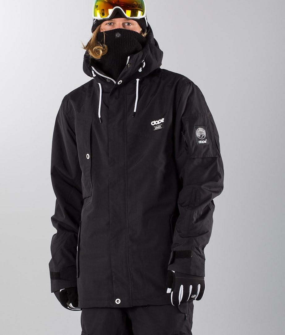 Dope Adept 19 Skijakke Black/Black