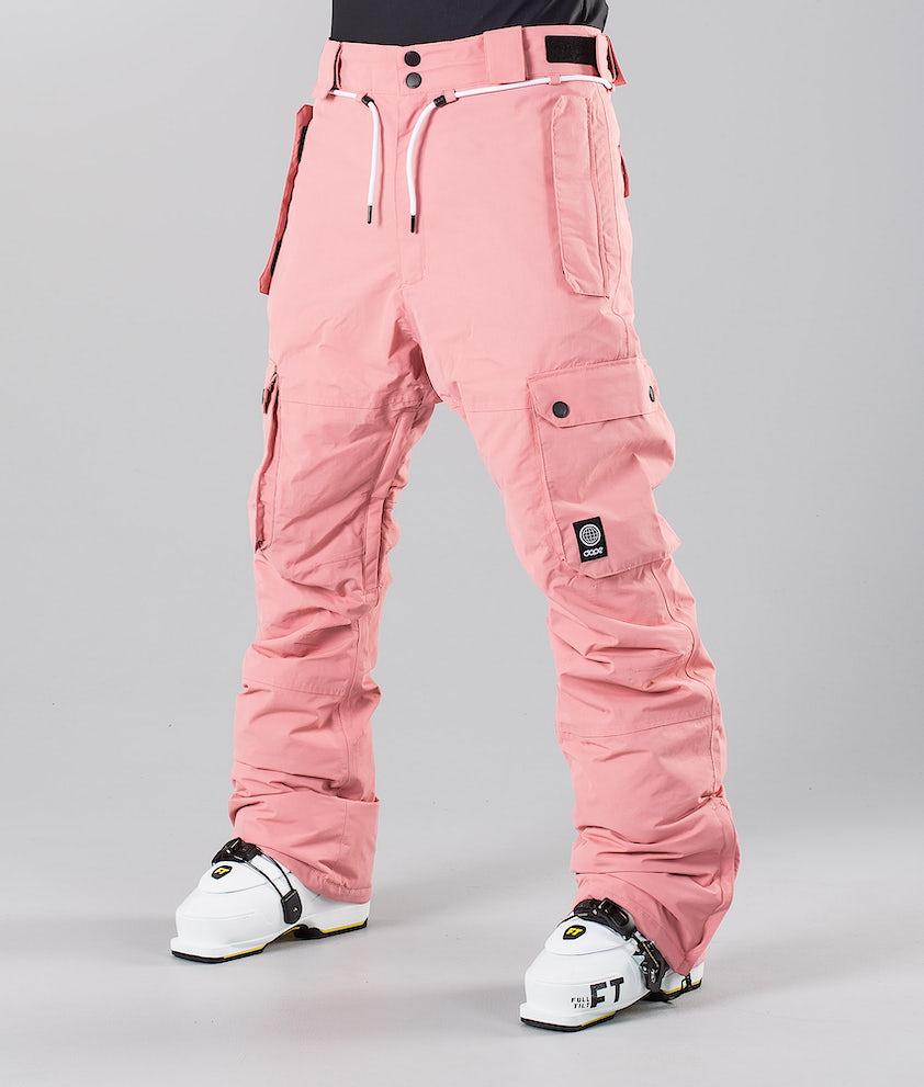 Dope Iconic 18 Skibukse Pink