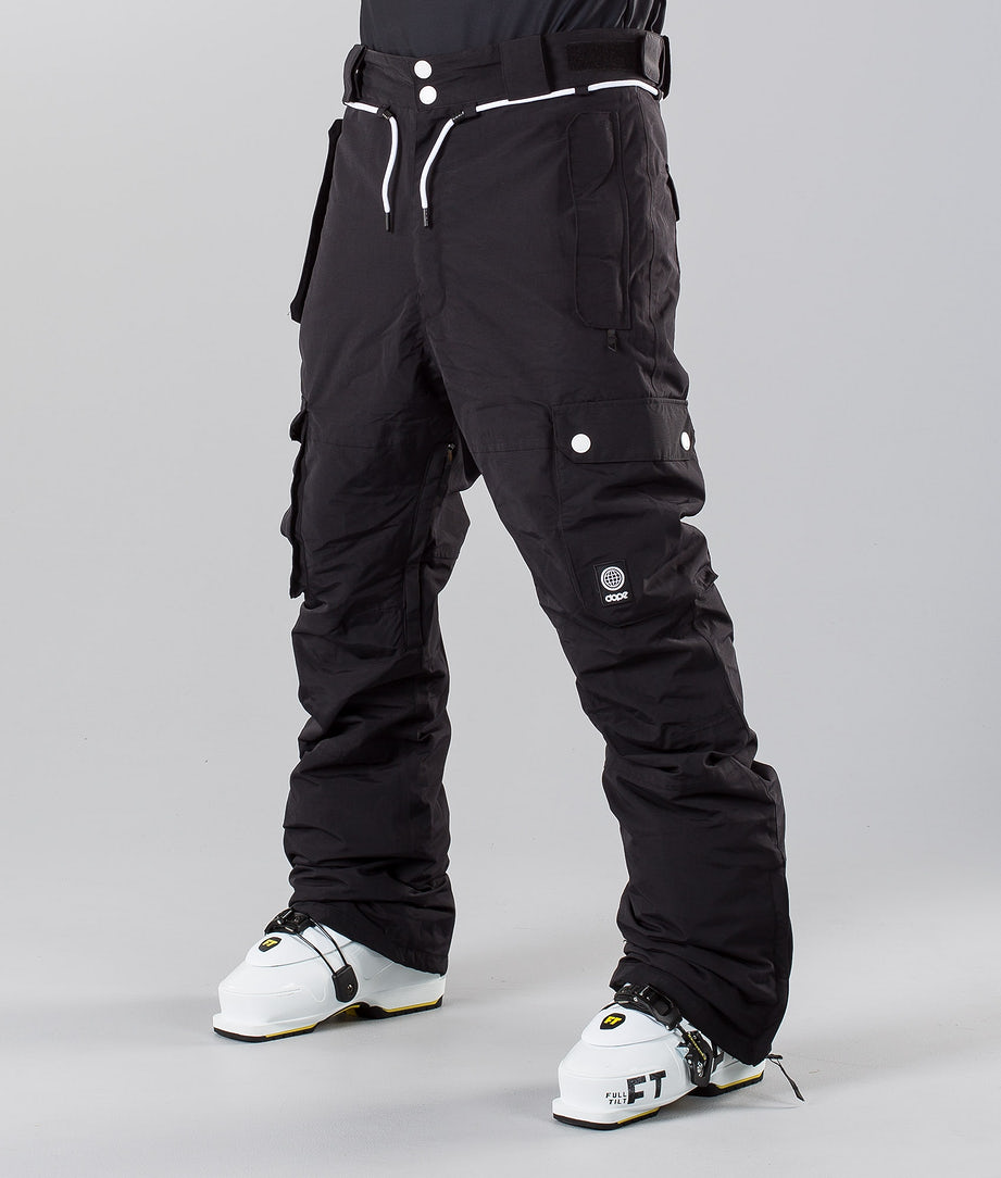 Dope Iconic 18 Ski Pants Black