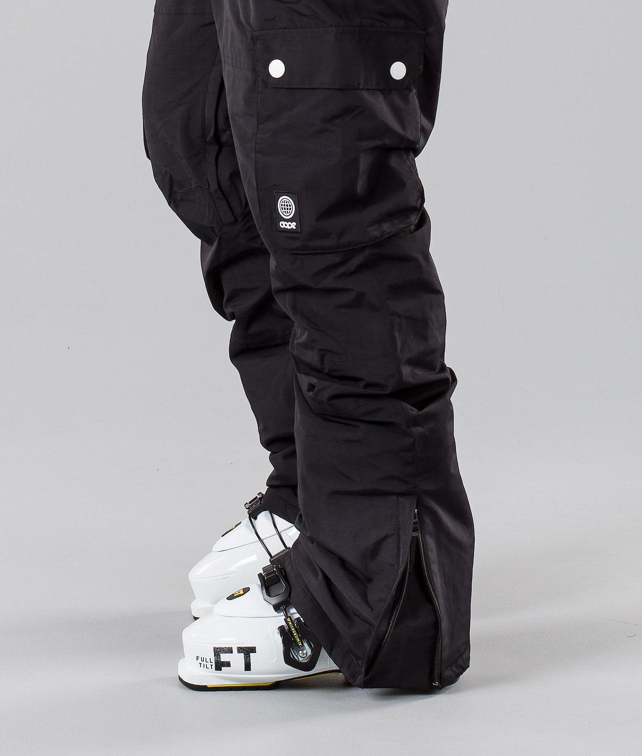 Dope Iconic 18 Pantalon de Ski Black