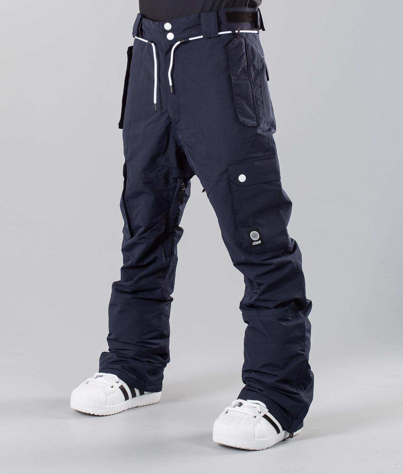 Dope Iconic 18 Pantalones de nieve Marine