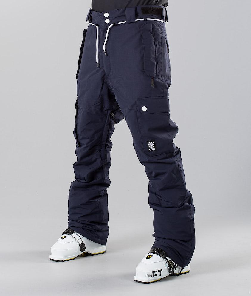 Dope Iconic 18 Pantalon de Ski Marine