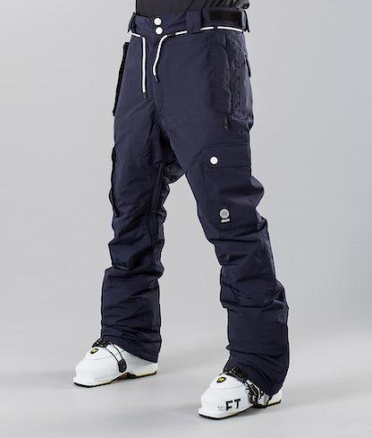 Dope | Iconic 18 de chez Pantalon de Ski Marine | Ridestore.com