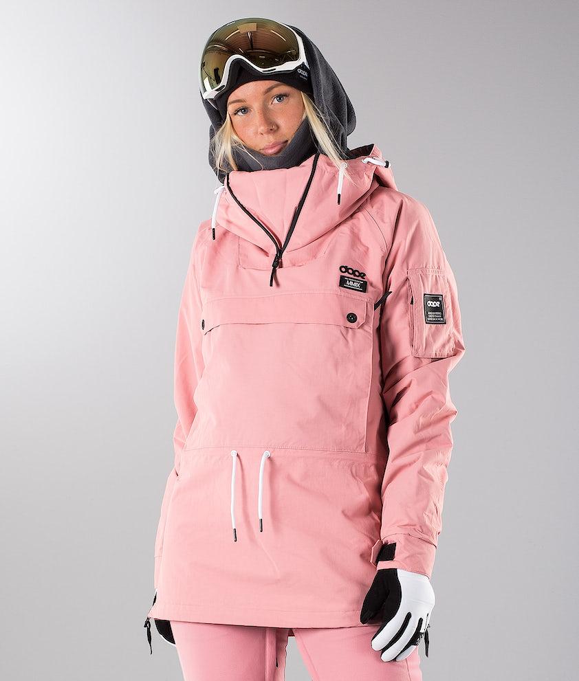 Dope Annok W 18 Snowboard Jacket Pink