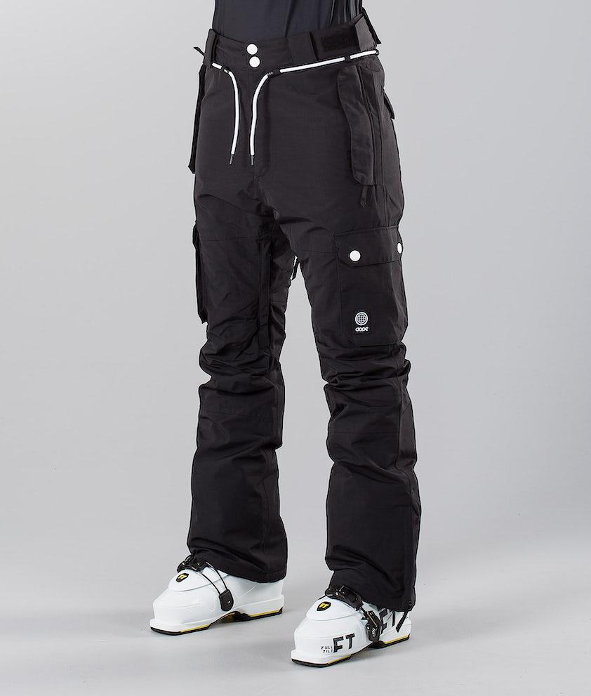 Dope Iconic W 18 Ski Pants Black