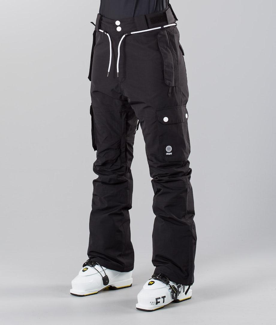 Dope Iconic W 19 Lasketteluhousut Black