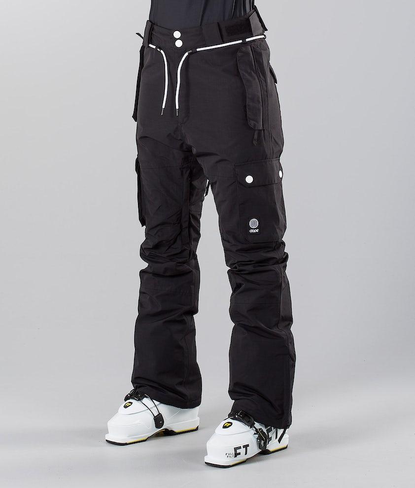 Dope Iconic W 18 Skibukse Black