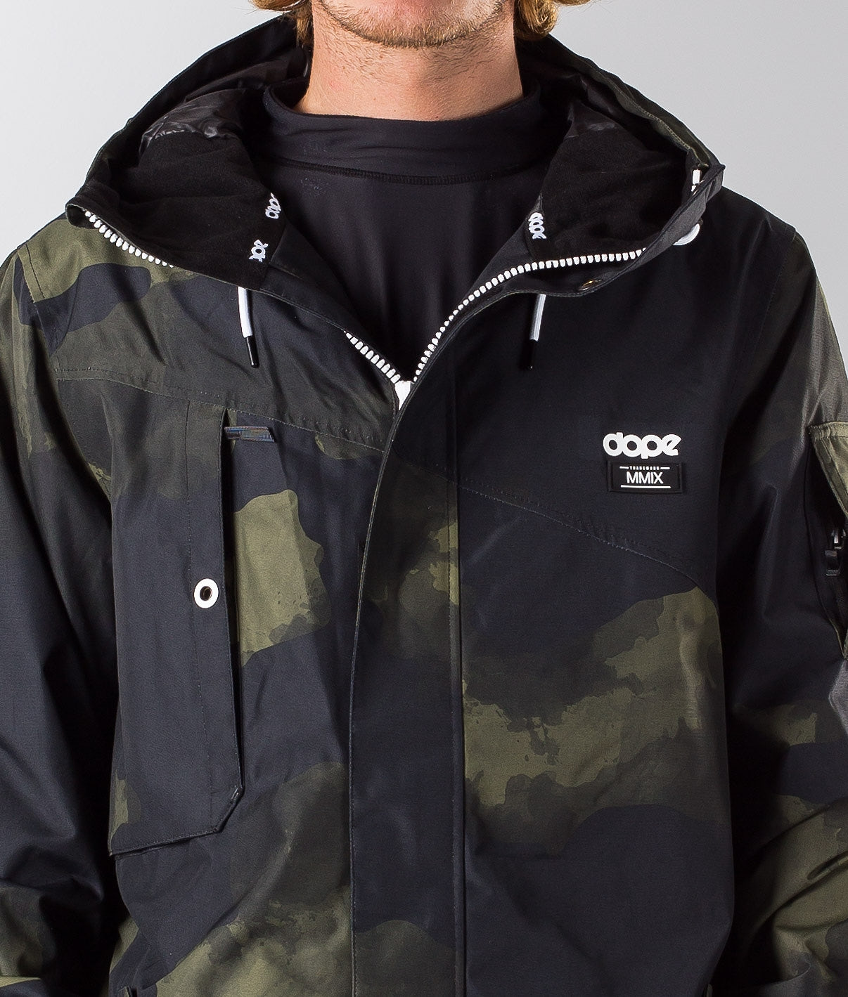 Köp Adept 18 Snowboardjacka från Dope på Ridestore.se Hos oss har du alltid fri frakt, fri retur och 30 dagar öppet köp!