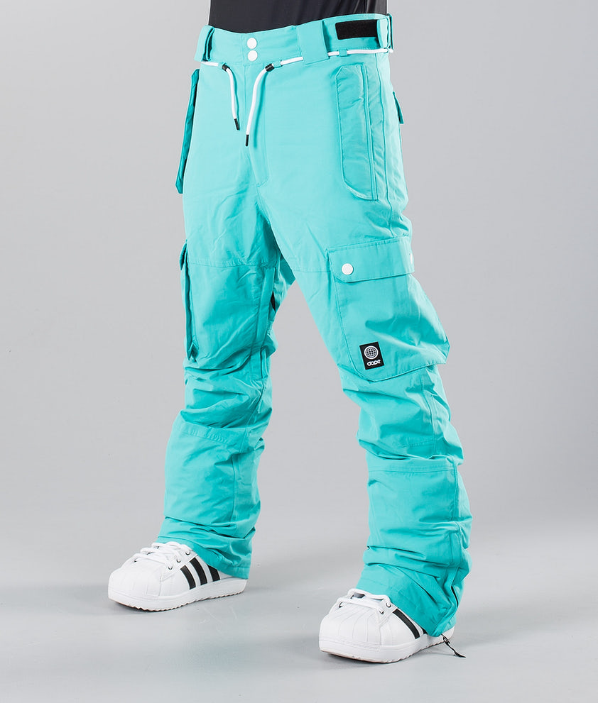 Dope Iconic 18 Pantalones de nieve Azure