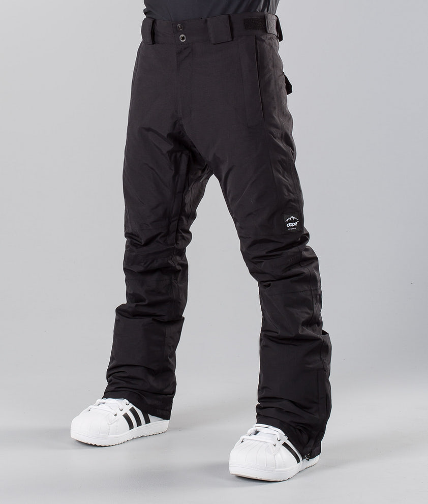 Dope Hoax II 18 Pantalones de nieve Black