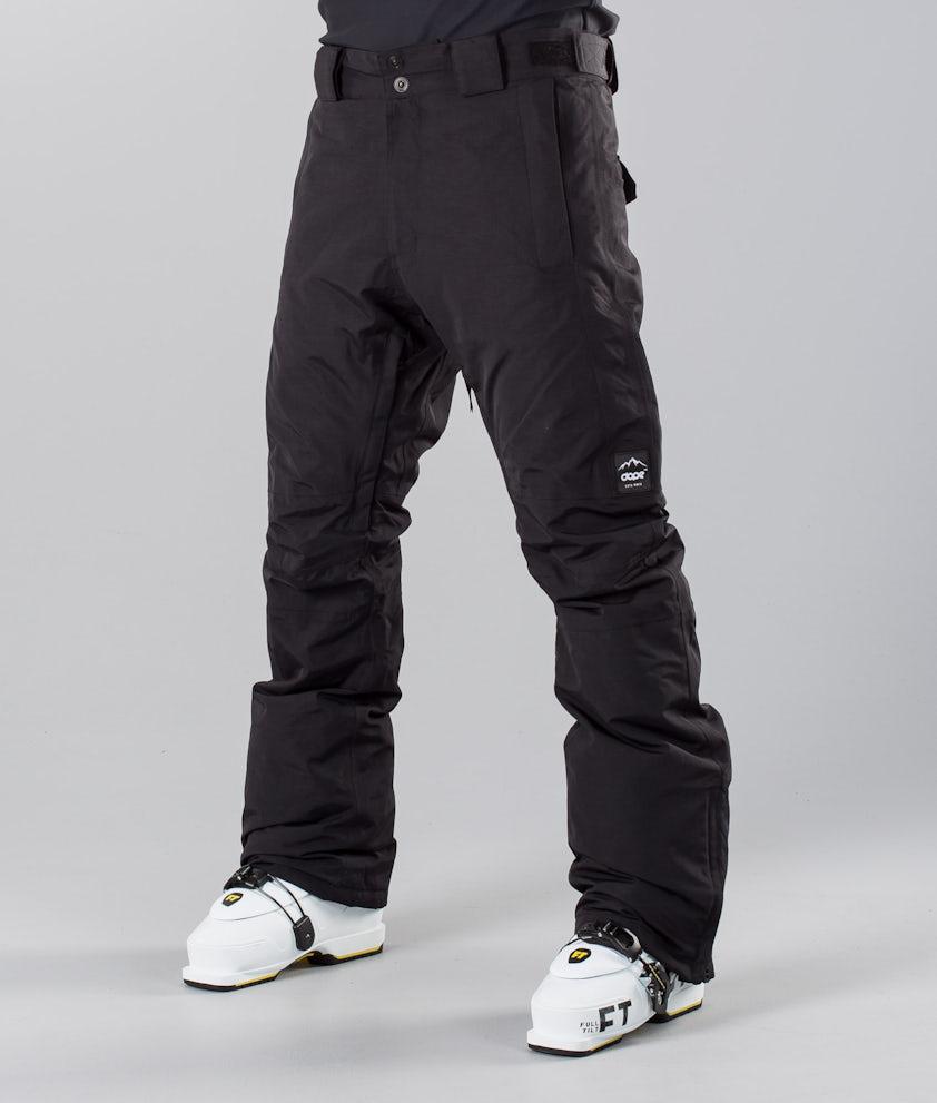 Dope Hoax II 18 Pantalon de Ski Black
