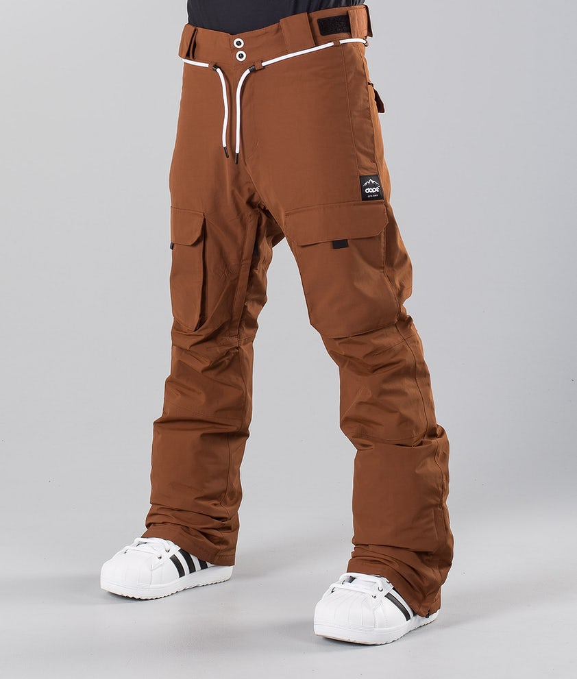 Dope Poise Snowboard Pants Adobe