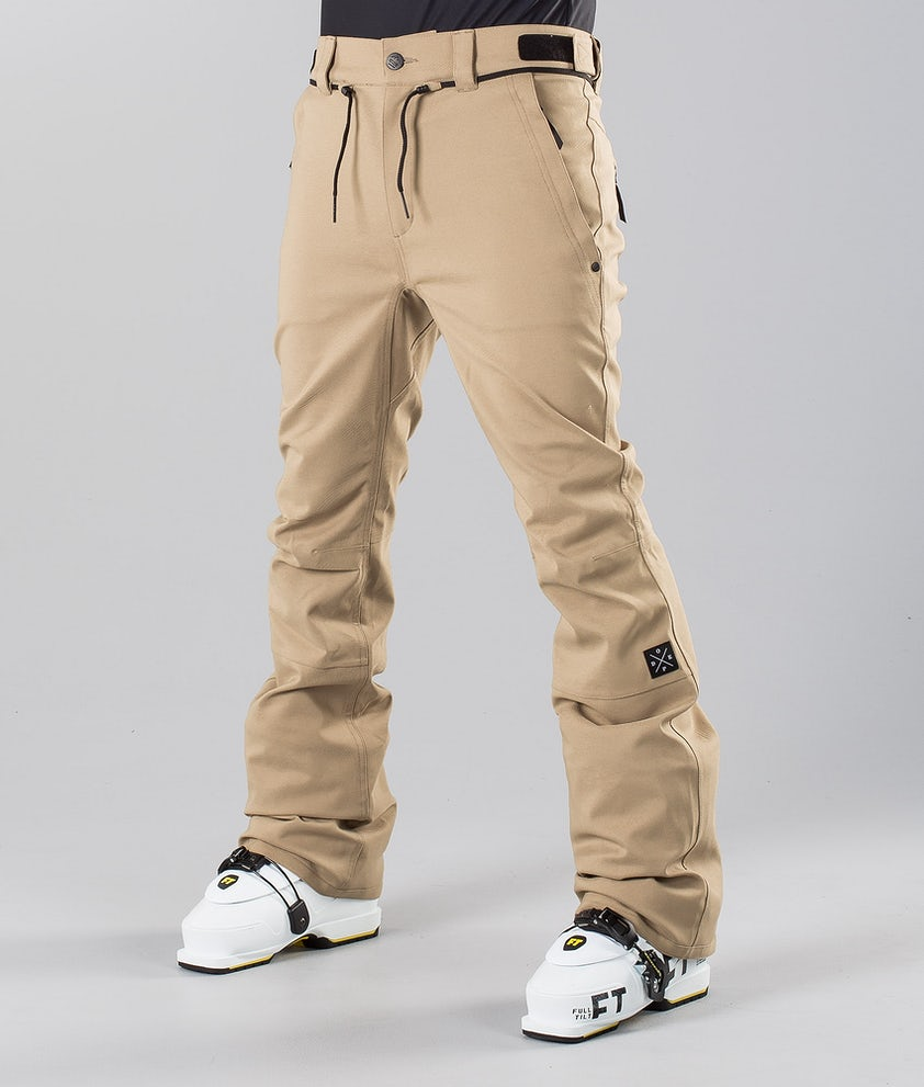 Dope Tiger 18 Skibukse Khaki