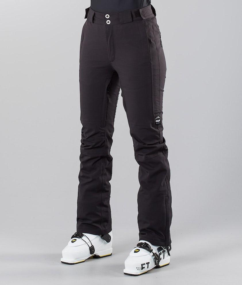Dope Con 18 Pantalon de Ski Black