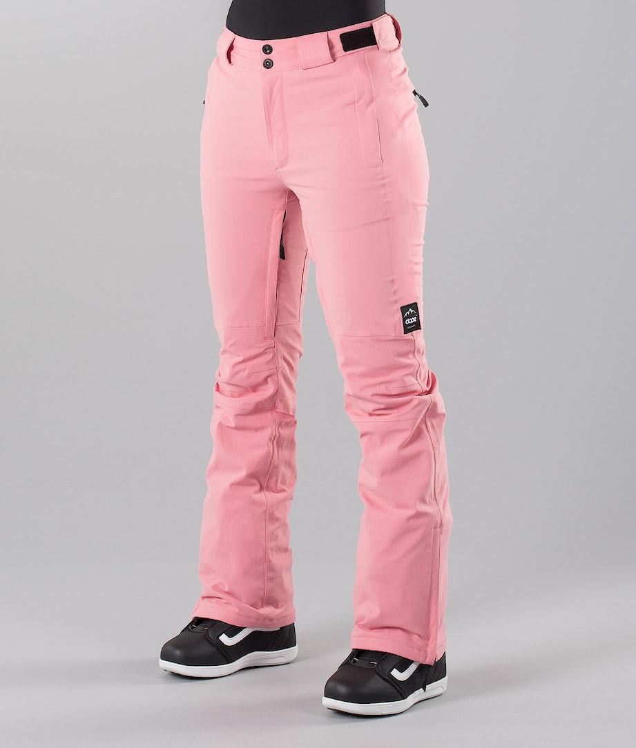 Dope Con 18 Pantalon de Ski Pink